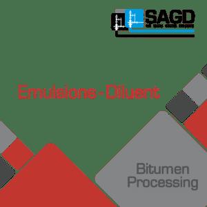 Emulsions – Diluent: SAGD Oil Sands Online Training