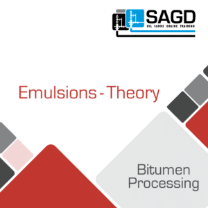 Emulsions – Theory: SAGD Oil Sands Online Training