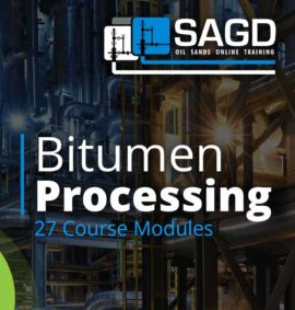 SAGD Bitumen Processing