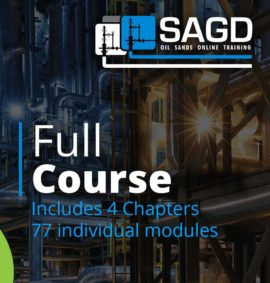 SAGD Oil Sands Online Training (Full Course)