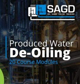 SAGD Produced Water De-Oiling