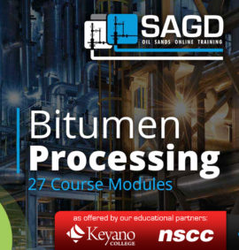 Bitumen Processing SAGD Online Training