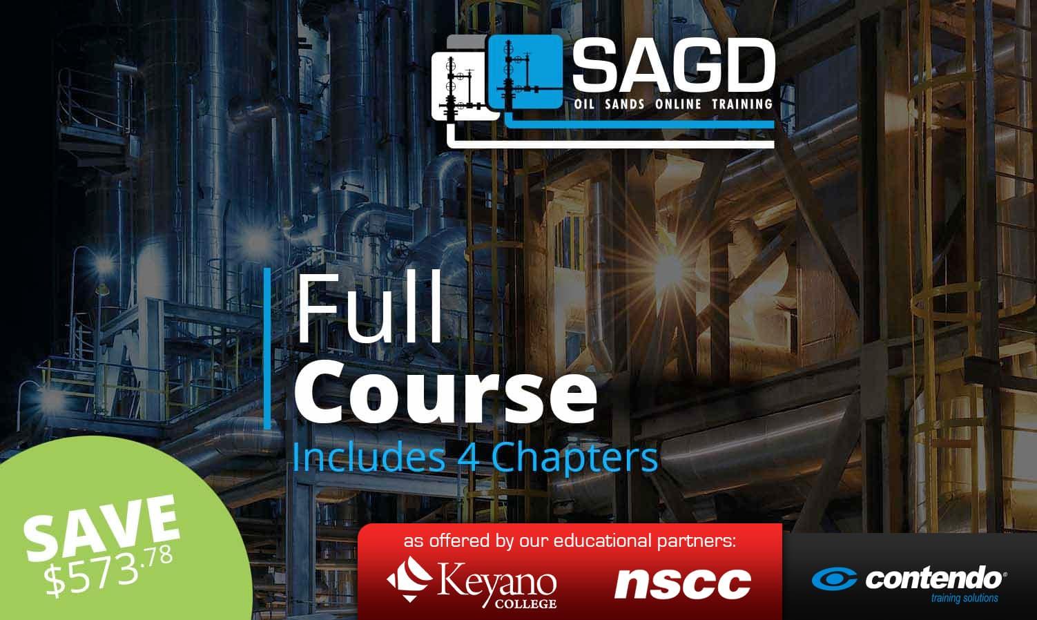 SAGD Oil Sands Training Course