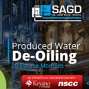 Produced Water De-Oiling