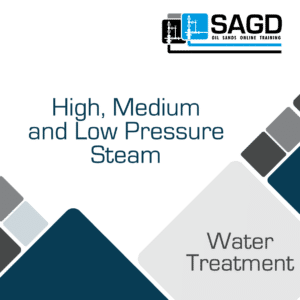 High, Medium and Low Pressure Steam: SAGD Oil Sands Online Training