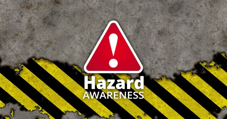 Looking at Workplace Hazards