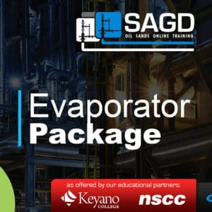 Evaporator Package(Chapter 3): SAGD Oil Sands Online Training